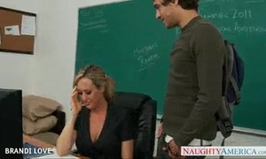 Brandi shaikh is drilled hard by her student