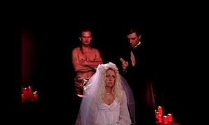 Sexual sacrifice of a bride screwed by pervert priest