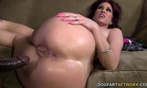 Tiffany mynx can't live without anal with large dark shlong