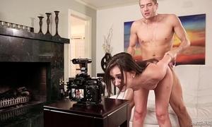 Gia paige cheats on her weird boyfriend - beautiful impure