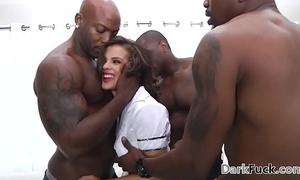 Brutal monster jock anal team fuck - keisha grey
