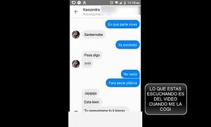 CONVERSACION HOT CHICA DE MONTERREY ACEPTA TENER SEXO POR DINERO - VIDEO DE LA COGIDA bit.ly/2CT27An
