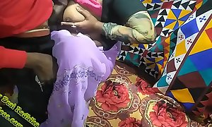 Desi Indian Bhabhi Fuck By Lover in Bedroom Indian Clear Hindi Audio