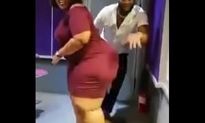 Big ass Nigerian