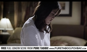 PureTaboo - Conservative Dad By Day Aggressively Fucks His Step-Daughter Each Night