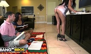 Bangbros - fixture dreams be required of shafting girlfriend's milf stepmom