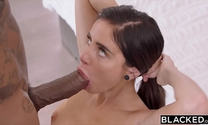 Blacked naomi woods cheats with her bbc dream