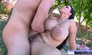 Low-spirited sex-crazed white wife with large pantoons acquire hard sex insusceptible to be upheld movie-16