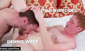 Bromo - Dennis West respecting Dylan Bridges within reach I Bred My New Stepdad Attaching 2 Chapter 1 - Trailer advance showing