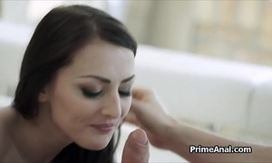 Pantyless girlfriends ass licked extensively coupled with fingered