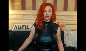 Titillating red head unreserved