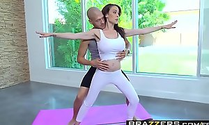 Brazzers - Milfs Willy-nilly Big - McKenzie Lee with the addition of Xander Corvus - Yoga Freaks Episode Five