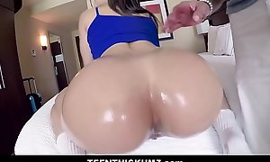 Amateur Big Ass Thickum Teen Abella Danger Fucked While Best Friend Records In Hotel