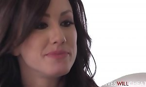 Hot Young Wife Jennifer White Cheats On Husband With His Best Friend