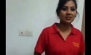 sexy indian girl disrobes for money