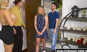 Realitykings - mommys bourgeoning teens - overtired alyssa starring alyssa cole plus savana styles plus seth gambl