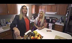 Helping Stepmom Get Pregnant Part 1