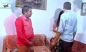Unsatisfied desi indian bhabhi wife latest hawt...