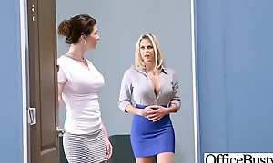 Hot sex in office with large round scoops white women (rachel roxxx & skyla novea) video-25