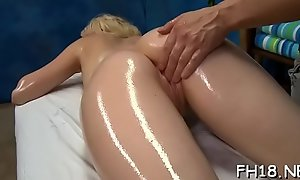 Wicked coddle fucks and gives a hot massage!